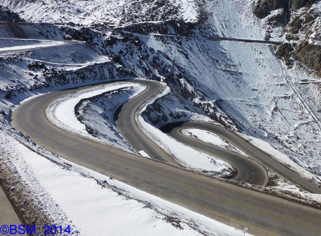 road to portillo