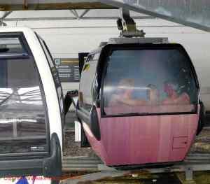 hot tub gondola car killington