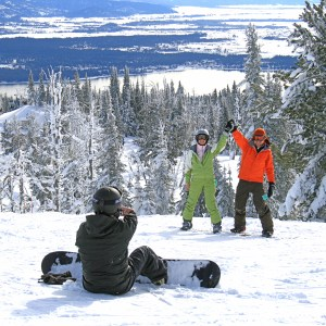 Let's Ski Idaho! (Giveaway)