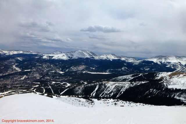 big view breck colorado