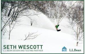 Giveaways: Warren Miller Film and Party; Snow Selfie for a Skboot Bag