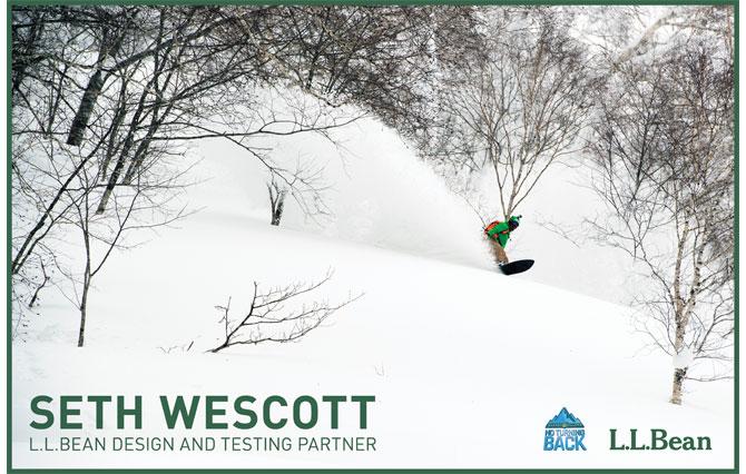 seth wescott no turning back