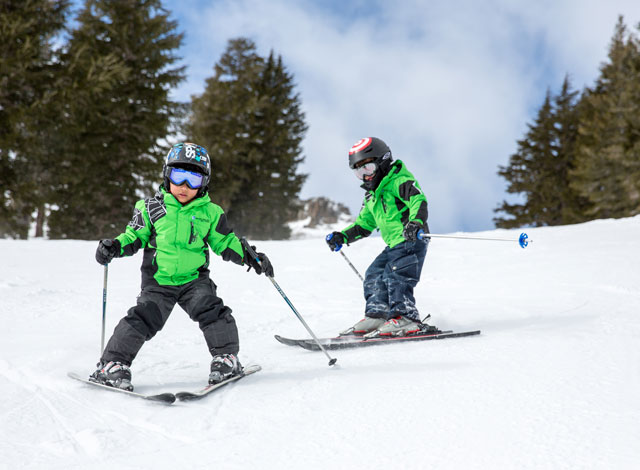 ski school squaw valley