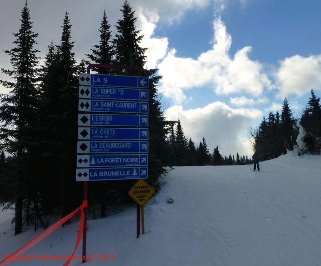 expert runs mont sainte anne