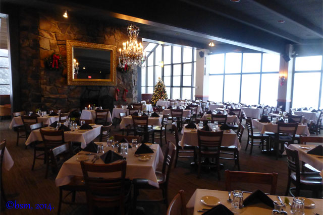 goldminers daughter dining room