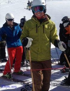 smile skiing