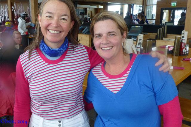 stripes gear women