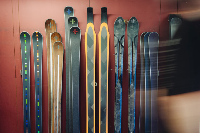 zai skis