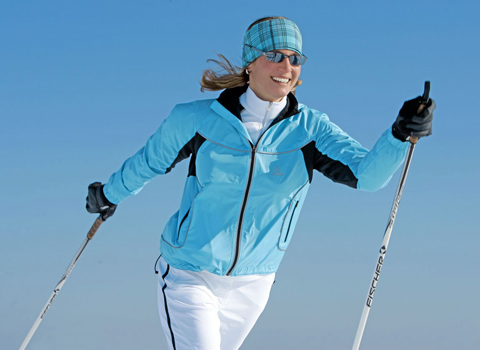 Nordic Ski Gear Designed for Women  5390717b3