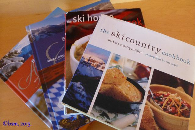 ski cookbooks
