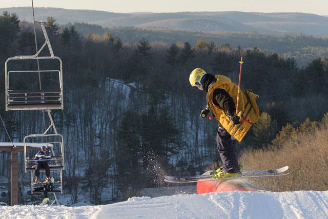 terrain park ski sundown