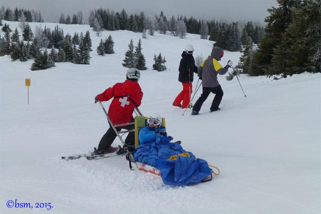 ski accident lake louise