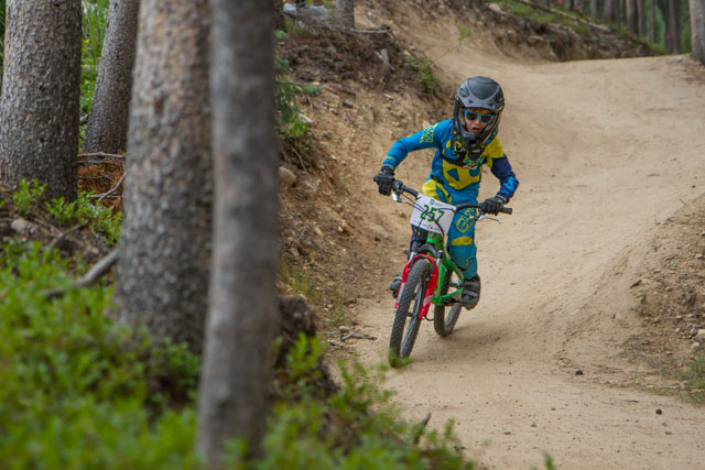 green horn it! trestle bike park colorado