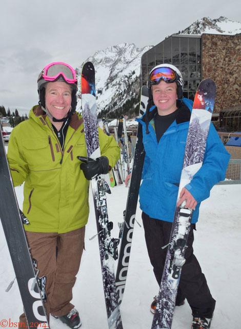 salomon ski demo