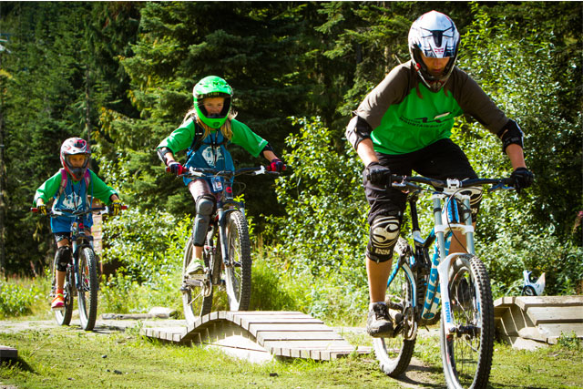 whistler kids bike justa jeskova