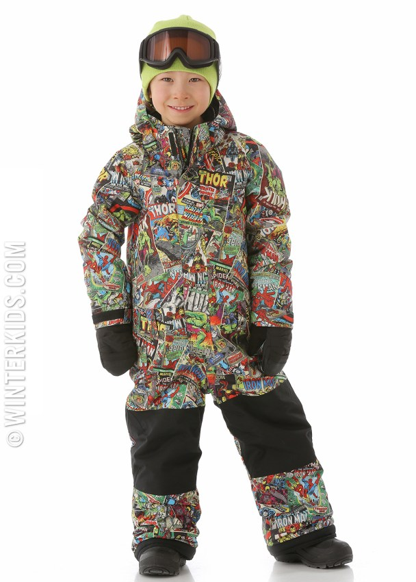 burton mini shred one piece for boys