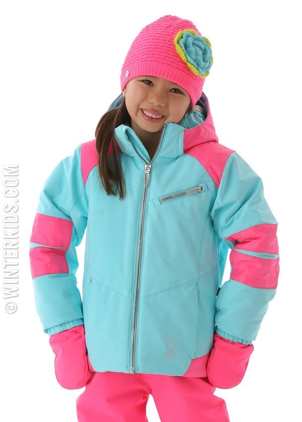 spyder bitsy radiant jacket