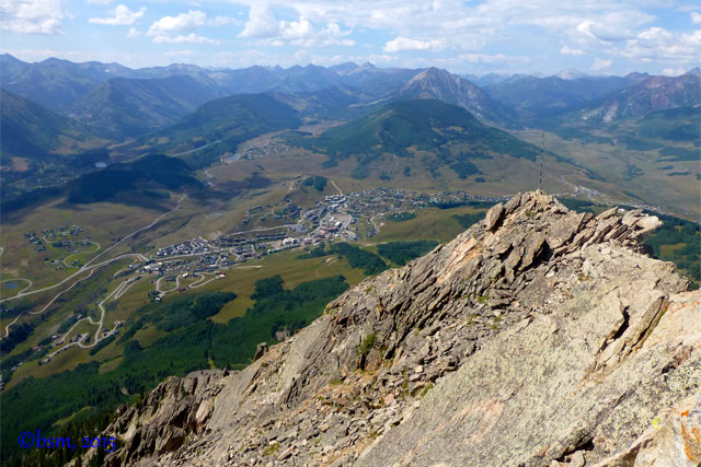 crested butte summit trail