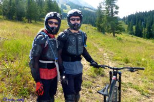 family fun evolution bike park crested butte colorado