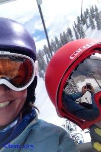 #skimommoment