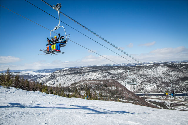 marble mountain lift