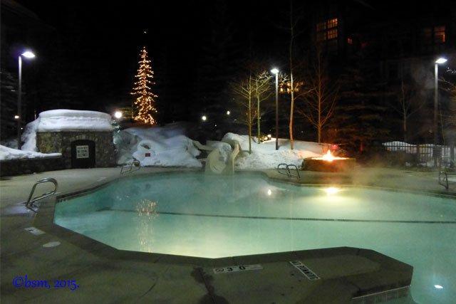 club solitude pool