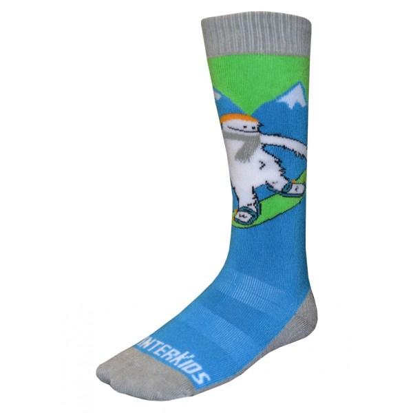 WinterKids Zemu Snowboarder Sock