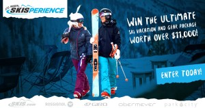 Feeling Lucky? Win a Complete Skisperience from Skis.com