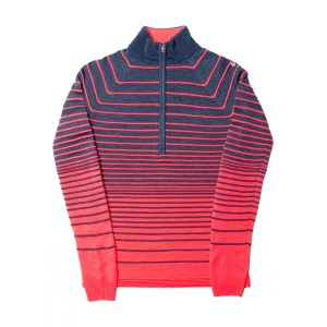 spyder alyx 1/2 zip ski sweater