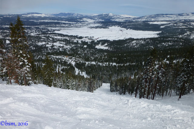 view from Northstar