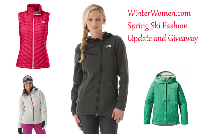 winter women.com spring ski fashion update