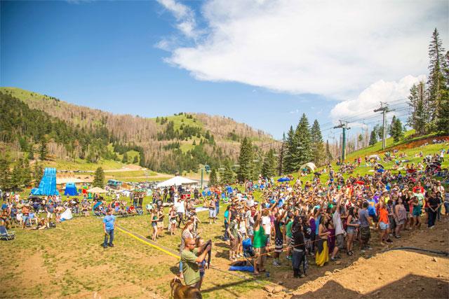 ski apache windrider festival