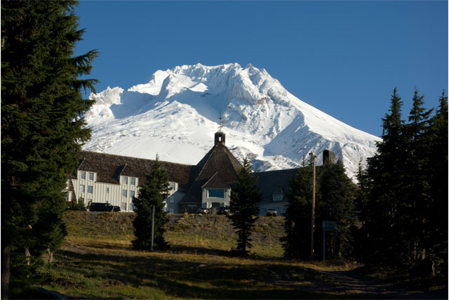 timberline lodge oregon ski summer