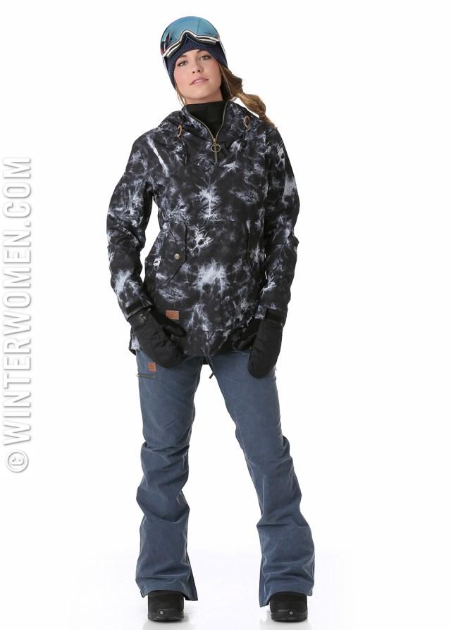 dc skyline snowboard jacket