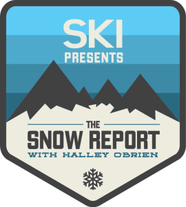 ski magazine the snow report