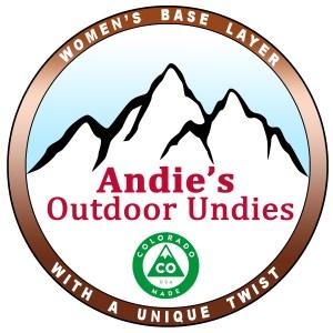andies outdoor undies logo