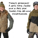 Holiday Gifts for Skiing Kids from WinterKids.com (2 Giveaways)