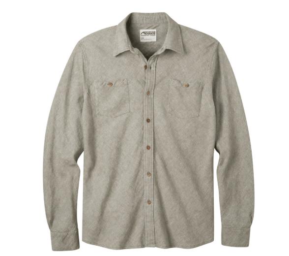 Yak Herringbone Shirt