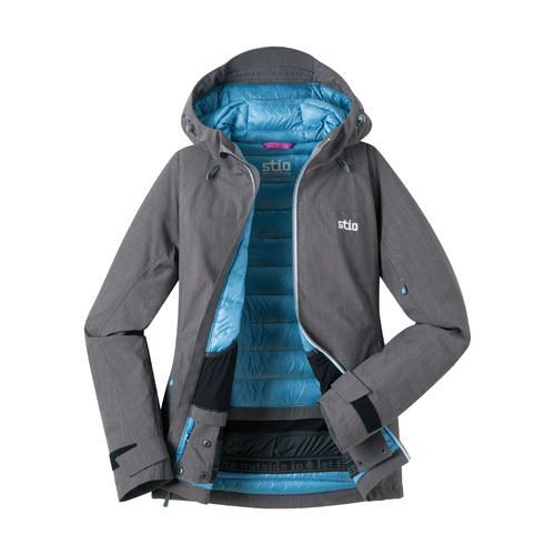 stio shot 7 down jacket
