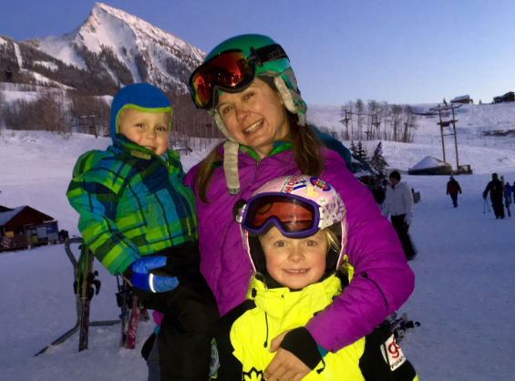 ski mom guide to skiing crested butte with little kids