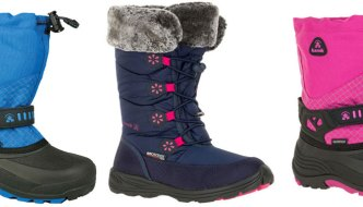 Holiday Gift Guide: Kamik Kid's Boot Giveaway