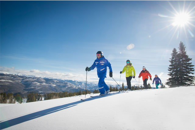 telemark skiing beaver creek