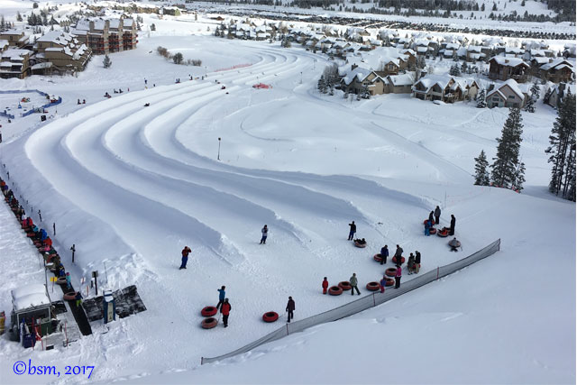 tubing copper mountain