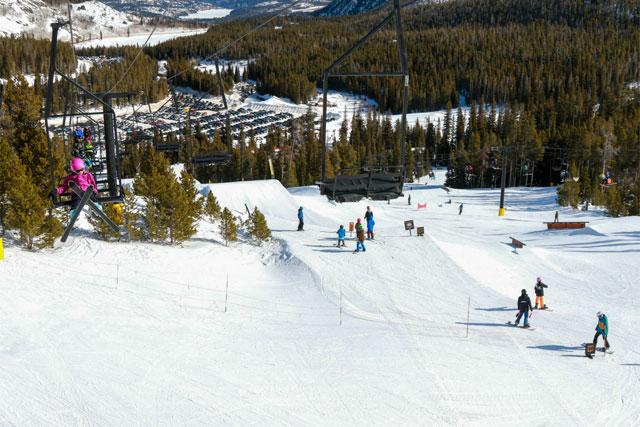 eldora family skiing