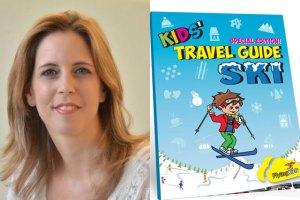 Shira Halperin and flying kids travel ski guide