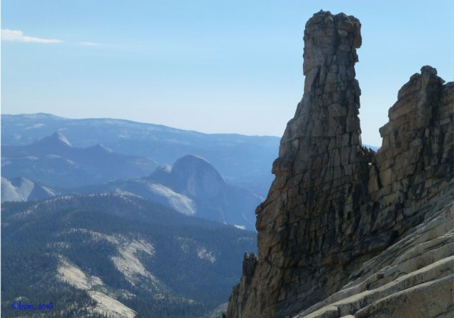 mount hoffman california the highnest point in yosemite national park
