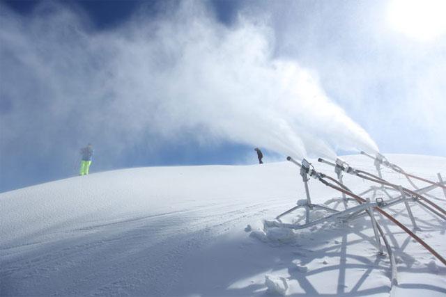 killington resort snowmaking operations