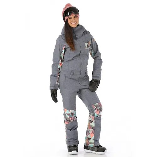 Nikita Mondrana One Piece Ski/Snowboard Suit for Women