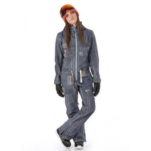 Burton One Peace Women's ski/snowboard suit
