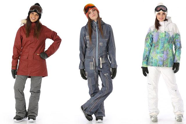 Latest ski fashion 2018